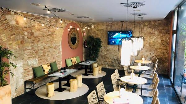 Salón restaurante - Mediterrace garden, Barcelona