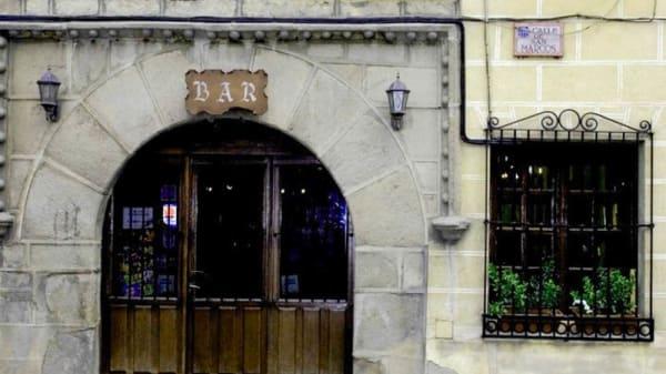 Vista fachada externa - San Marcos, Segovia