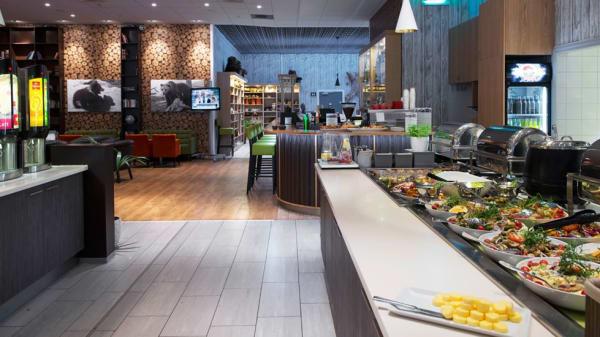 Bjørnehiet Café og Restaurant, Flå