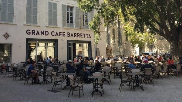 1 - Grand Café Barretta, Avignon