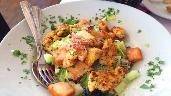 Sugerencia del chef - Santorini, Fuengirola
