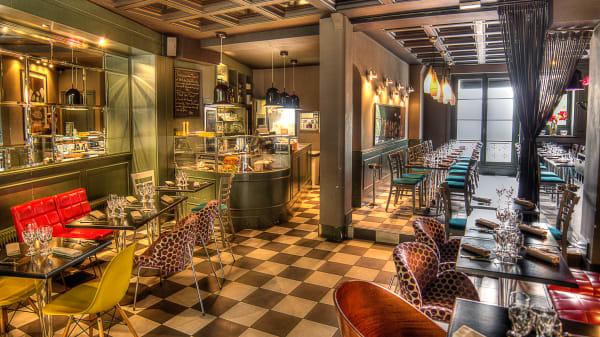 Restaurant Montmartre tendance - Au Clocher de Montmartre, Paris