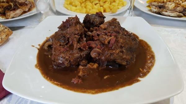 Sugerencia del chef - Casa Torcuato, Granada
