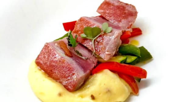 Sugerencia del chef - Irati - NH Collection Vigo, Vigo