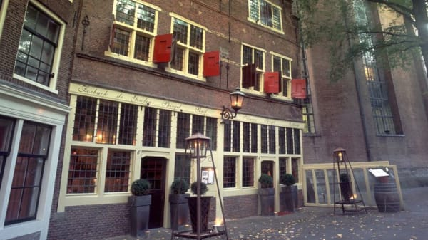 De Silveren Spiegel, Ámsterdam