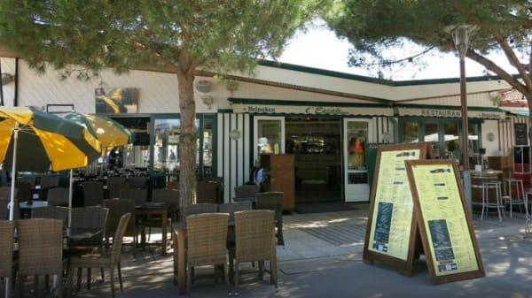 Restaurant - L'Escale, Lège-Cap-Ferret