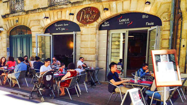 Vue extérieur - Chez Peyro, Bordeaux