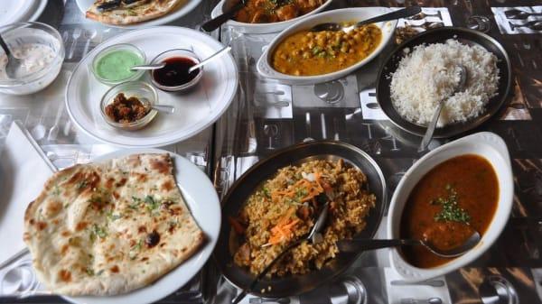 Tanjore restaurant indian, Paris