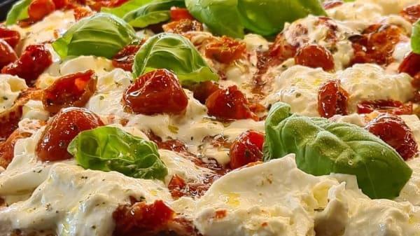Pizza Settantadue, Rome