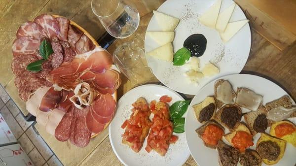 Suggerimento dello chef - La Bottega di Elena, Bolgheri
