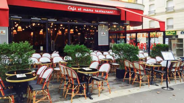 terrasse - Chez ma Belle-Mère, Paris