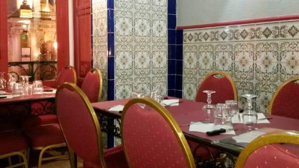 Salle - La Couscousserie de l'Horloge, Avignon
