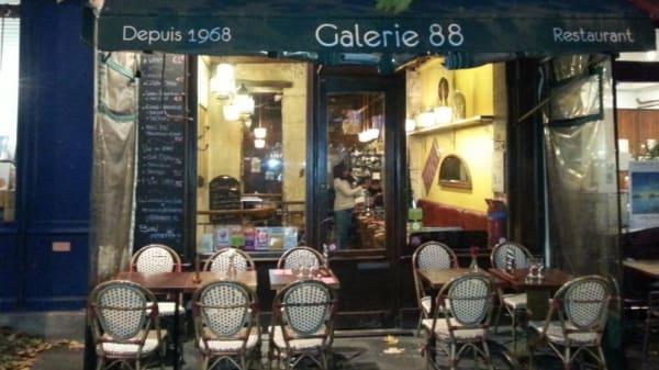 Galerie 88, Paris
