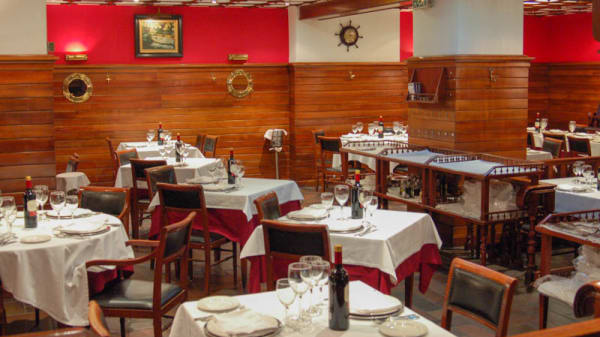 La sala - El Timonel, Valencia