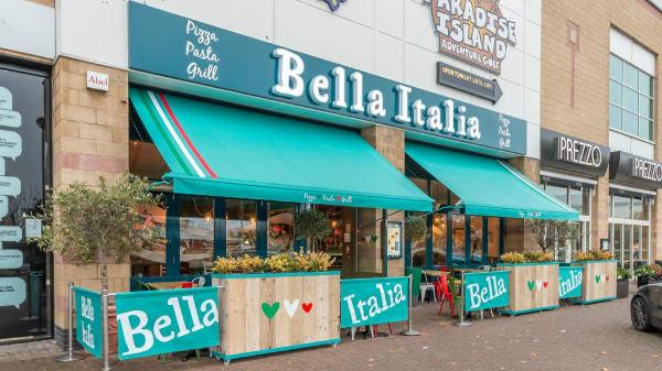 Bella Italia - Sheffield, Sheffield
