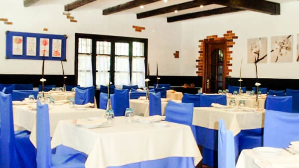 Vista sala - Los Claveles, Rascafria