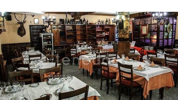 Vista interior - El Gamo, Madrid
