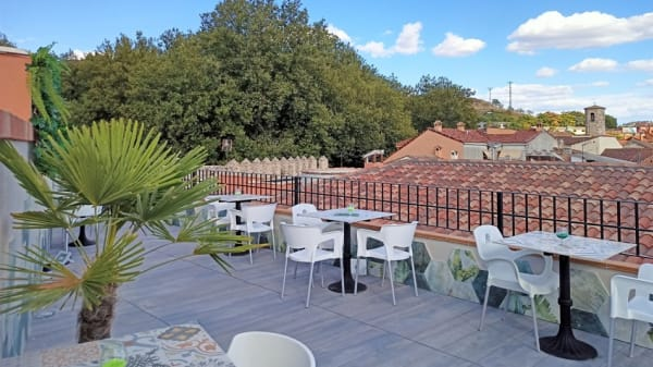 Balcón a la Villa, Brihuega