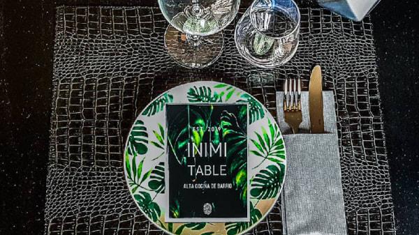 Sugerencia del chef - Inimitable, Marbella
