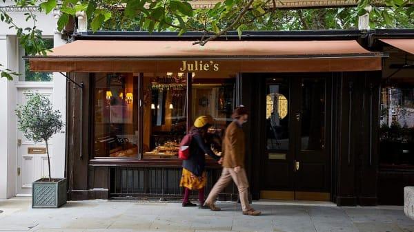 Julie's Restaurant and Bar, London