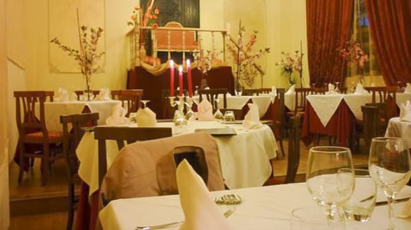 Sala interna - L' erede al trono, Turin