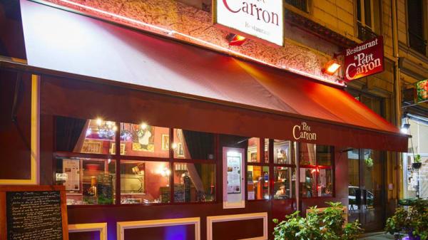 Devanture - Le Petit Carron, Lyon