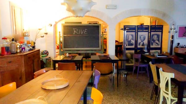 Veduta dell interno - Rive Jazz Club, Cartigliano