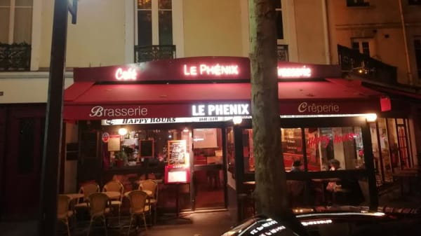 Le Phenix - Le Phenix, Paris