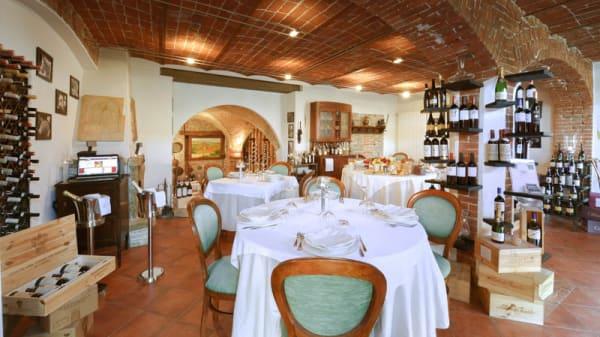 Sala Ristorante - Agriturismo San Martino, Clavesana