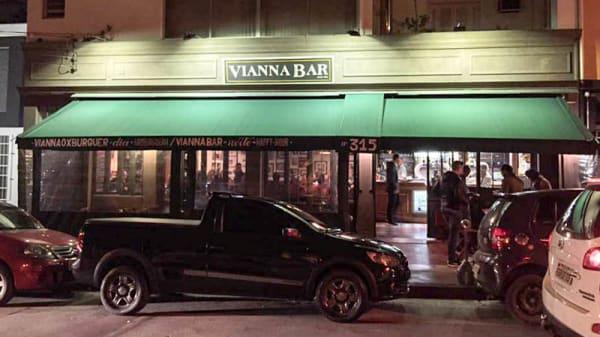 Entrada - Vianna Bar, São Paulo