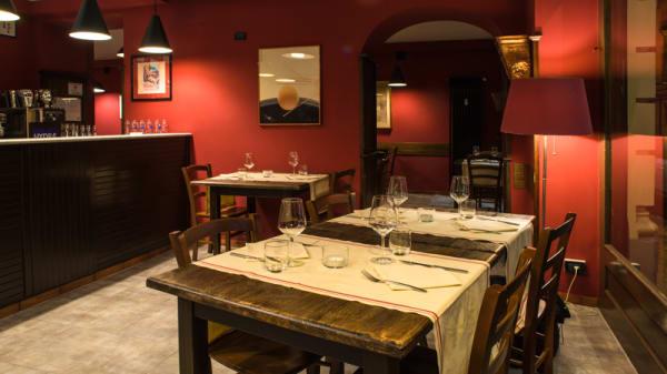 Sala del ristorante - Zio Tonno, Torino