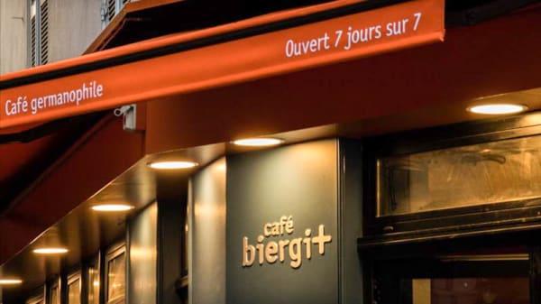 Cafe Biergit - Cafe Biergit, Paris