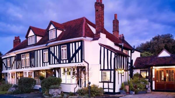 Tudors Restaurant at Marygreen Manor Hotel, Brentwood