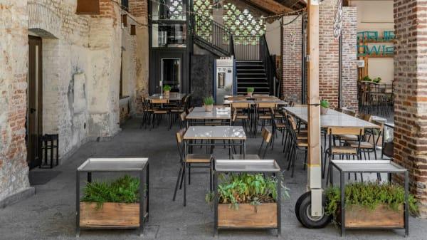 Mare Culturale Urbano- Cascina Torrette, Milan