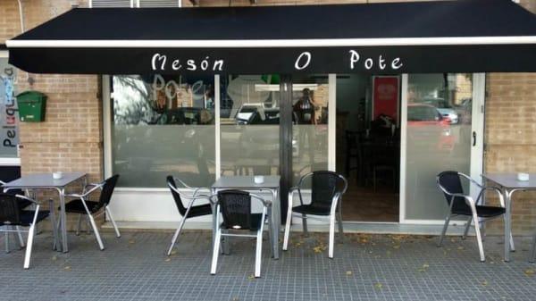 Entrada - Mesón O Pote, El Puerto de Sta María