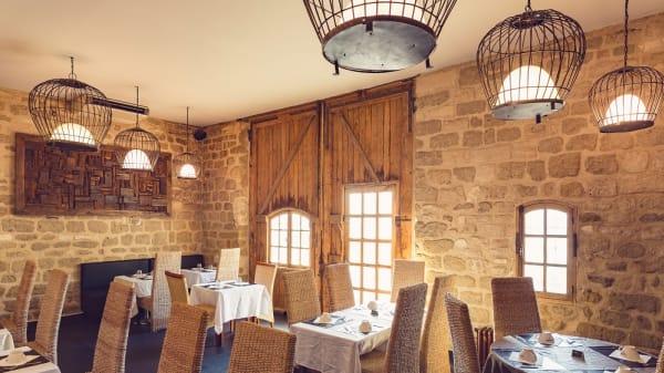 salle - Les Crêpes d'Amandine, Éragny