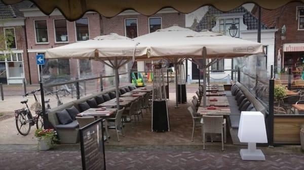 Hotel-Restaurant de Waag, Makkum