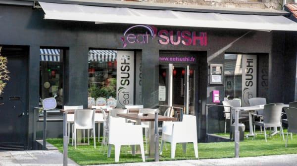 TERRASSE - Eat Sushi, Saint-Étienne