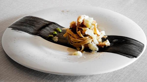Suggerimento dello chef - Il Refettorio, Imperia