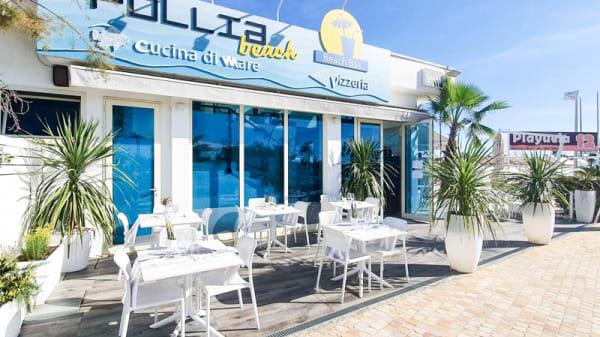 Entrata - Follia Beach, Misano Adriatico