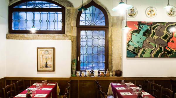 Vista sala - Ristorante da Stefano, Venezia