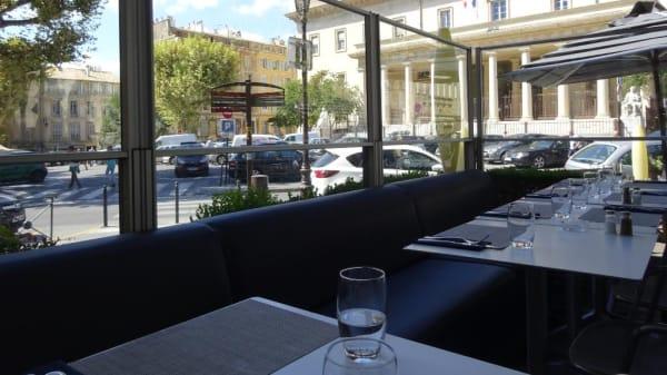 Terrasse - La Mado, Aix-en-Provence