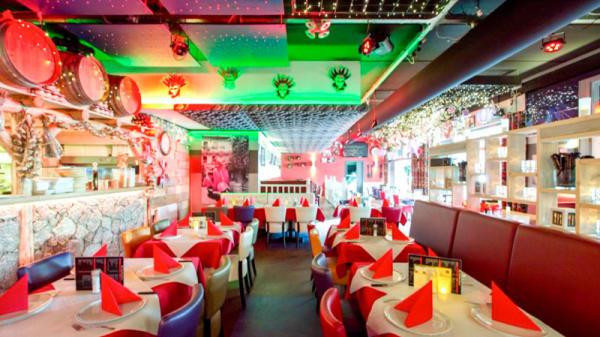 Het restaurant - Grand Café De 10, Malden