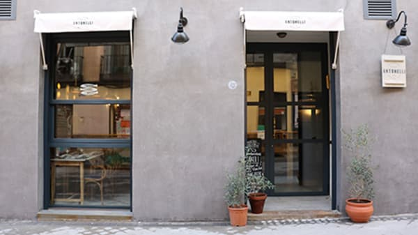 La Taberna del Loco Antonelli, Madrid