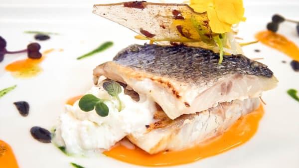 Sugerencia del chef - Miramar - Escola d'Hoteleria de les Illes Balears, Palma de Mallorca