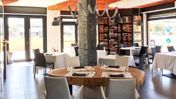 Interno - Host Restaurant, Fiumicino