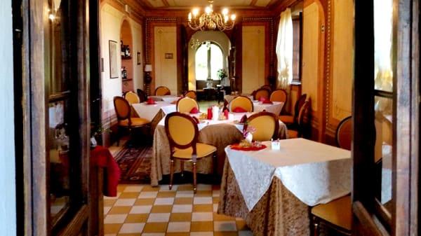 Vista della sala - Al Castelluccio, Città della Pieve