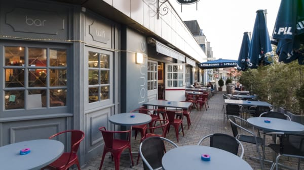 Terrasse - Le Loft, Pully
