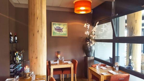 Restaurantzaal - De Oude Sluis, Zoutkamp