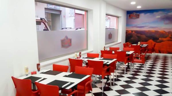 Vista de la sala - Phil's Restaurant, Murcia